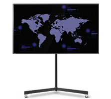 55M3A 55-inch Super Interactive Flat Panel