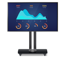 65M3A 65-inch Super Interactive Flat Panel